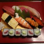 喜美寿司 - 料理写真: