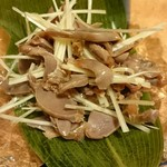 味暦 三六 - 砂肝冷菜