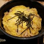 ぢゅるり - ミニ親子丼 2017.5