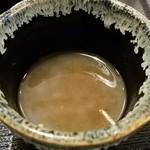 ぢゅるり - つけ汁 2017.5