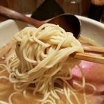 中華蕎麦 蘭鋳 - 麺が好きです!
