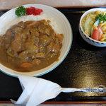 いずみや - カツカレー(880円)