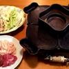 もつ亭志門 - 料理写真:義経鍋のもつ焼き