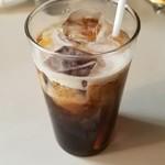プランタン - アイスコーヒー