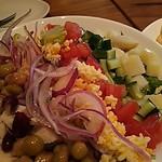 Bistoro uokin 池袋 - サラダ