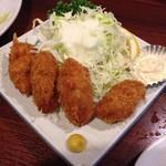 居酒屋 一ノ蔵 - カキフライ