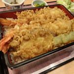 寿司割烹 堀天 - 料理写真:えび重