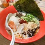 一風堂 - 料理写真:赤丸スペシャル