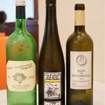 ビストロ ダイア - ボトルワイン