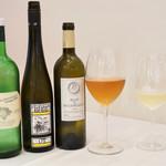 ビストロ ダイア - 白ワイン
