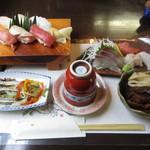 寿し膳かのこ - ランチ(予約制) 2000円