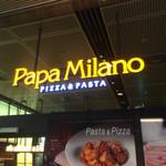 トラットリア パパミラノ - お店