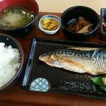 うみ・ぼ~ず - 料理写真:焼きサバ定食
