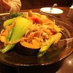 ロン ファン - 料理写真:上海焼きそば