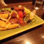 ロン ファン - 和牛炒め