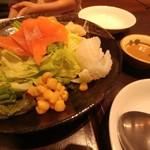 ロン ファン - 海鮮サラダ