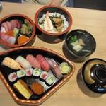 都寿司 - と、にぎり上