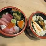 都寿司 - 上二重ちらし