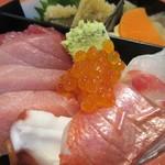 都寿司 - ねたの感じ