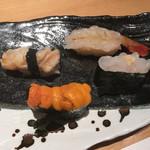寿司栄 華やぎ - 料理写真: