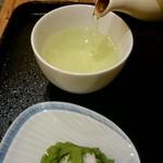 両国橋茶房 - 玉露