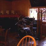 花Cafe Aivalley - 店内の一角はスタジオになっています