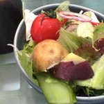 胡心房 - 10品目のサラダ