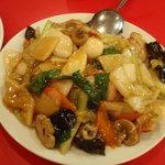 香港屋 池袋店 - 中華丼