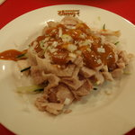 香港屋 池袋店 - 棒棒鶏
