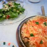 6700538 - ピザ&サラダ