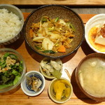 atari CAFE&DINING - バランス定食