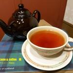 神戸スコーン物語 M - 静岡産の「深山紅茶」が好評!