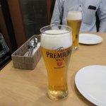 ソルナシエンテ - 生ビール2017.05.13
