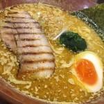 しゅういち - カレーらぁ麺