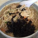 67004158 - 中華そば+温野菜