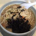 67004159 - 中華そば+温野菜