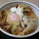 どんぶり屋丼丼 - 料理写真:どんぶり屋丼丼 「牛すき丼」