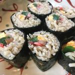 67004599 - 蕎麦寿司