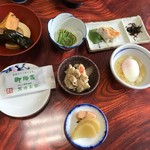 岩間山荘 - 料理写真: