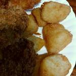 杉山牛肉店 - ほてと メンチ あじフライ 豚カツ