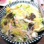 清龍 - 皿うどん¥480