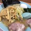 ラーメンかいざん - 料理写真:かいざんラーメン メンマと玉子