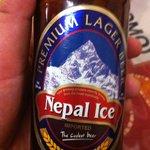 バラト - ネパールアイス。ネパールのビール。コクがあり美味い