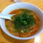 中華食堂 一楽 - 坦々麺ミニ!!!