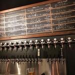 リパブリュー - ビールの品揃えは日によって変わります。ホームページかFacebookページで御確認を。