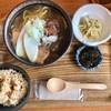 沖縄ごはん くくる食堂 - 料理写真:ミックスそば定食
