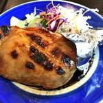 みふね - 料理写真:もも焼き定食
