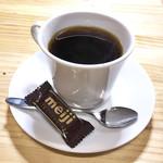 土日カフェ 楽市楽座 - コーヒー