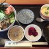和食・寿司 廣半 - 料理写真:鯖漬け丼