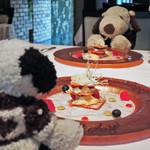 リストランテ ベツジン - 淹れたての珈琲も美味しいね。       みんなで楽しくおしゃべりしながら楽しいひととき。       素敵な誕生日祝いになりました。
